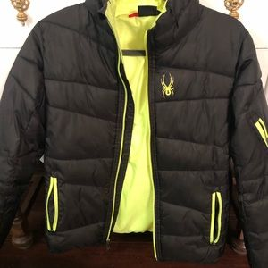 Boys Spyder Winter Coat (Medium)